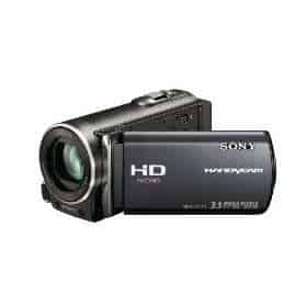 The newest non-night vision Sony camcorder that I own. Sony HDR-CX150