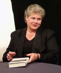 Author, Andrea Perron