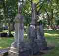 "Click here for more cemetery posts, or visit the ""Cemeteries"" category on the right. (Big Séance)"