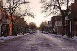 Main Street, St. Charles, MO - Ghost Hunters and the Ghosts of St. Charles: Over My Dead Body - The Big Séance Podcast #41, BigSeance.com