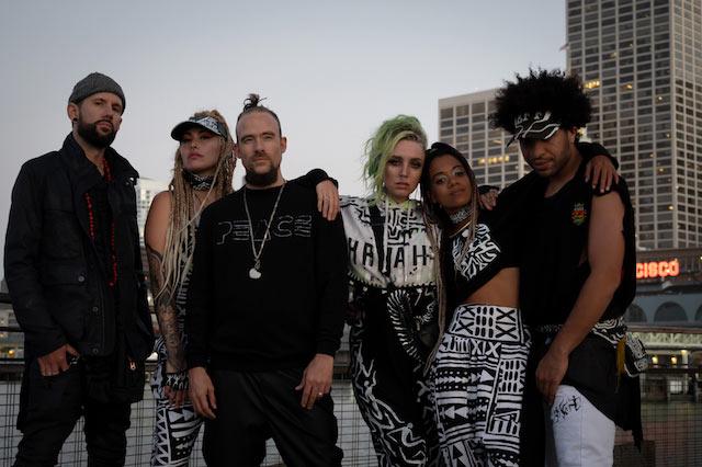 Spekt1 feat. Prime Perf - Loose Leaf music video premiere