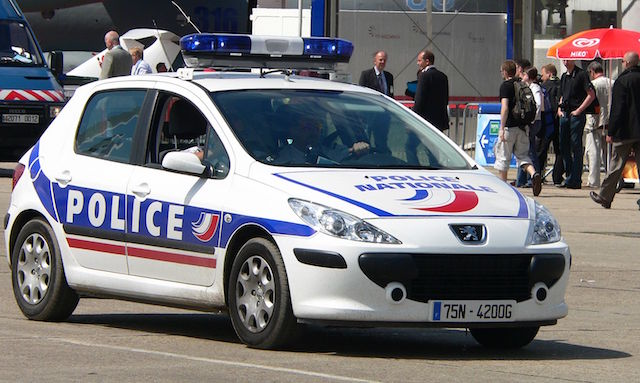 French_Police illegal rave