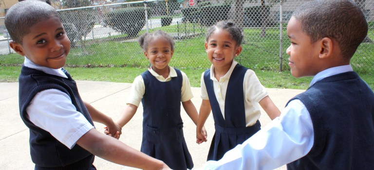 Big Shoulders Fund Helps Transform Struggling Schools