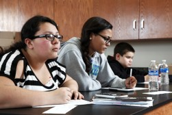 STEM scholars also have their own web page where you can see what they're up to at http://bsfstemscholars.com/.