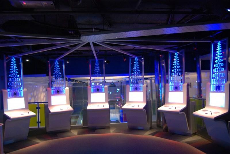 Sony Wonder Stations