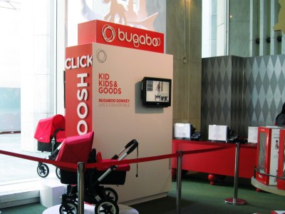 Bugaboo display