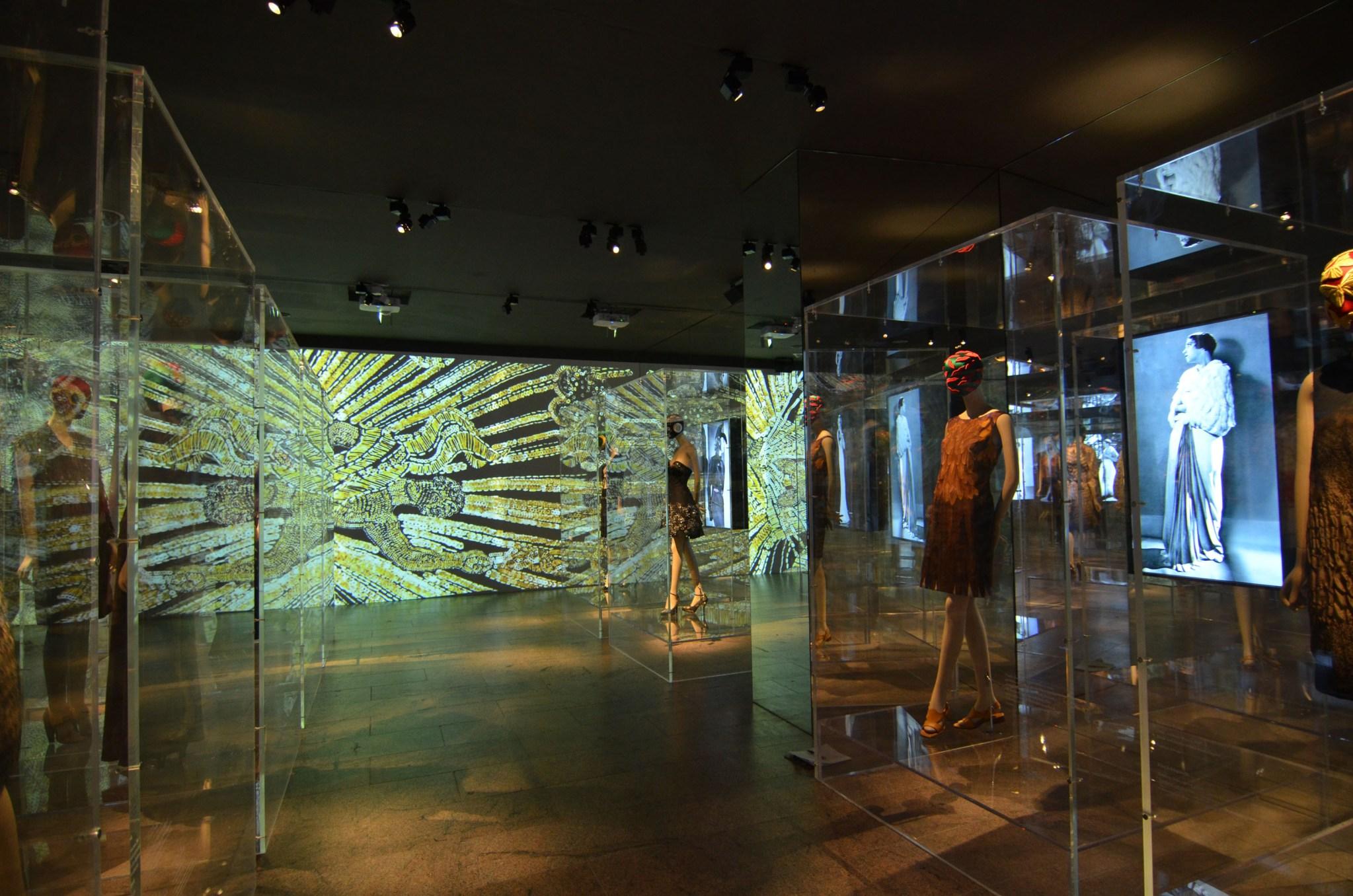 Prada-Schiaparelli Met Museum Costume exhibit