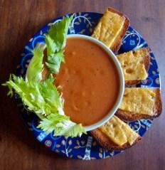 Tomato Cognac Soup https://bigsislittledish.wordpress.com/2011/01/13/tomato-cognac-soup/