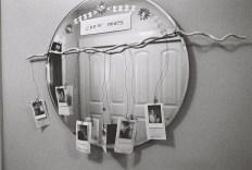 Chris' family polaroids
