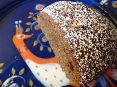 Mona's Ginger Cake (and a gluten-free, vegan version) https://bigsislittledish.wordpress.com/2012/01/29/monas-gingercake-and-a-gluten-free-vegan-version/