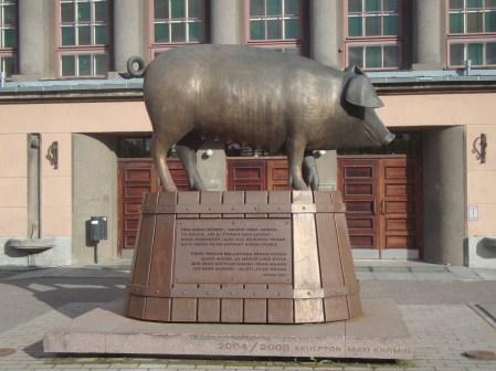 Public art in Tartu, Estonia