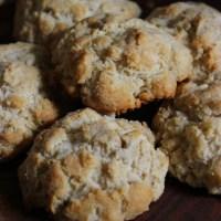 My new favorite biscuit dough (gluten-free)
