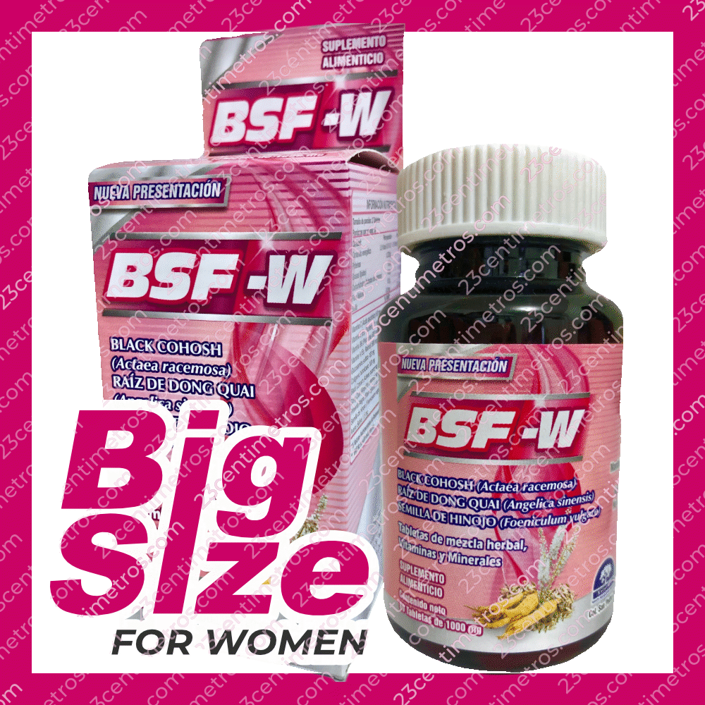 1 Frasco BigSize For Women