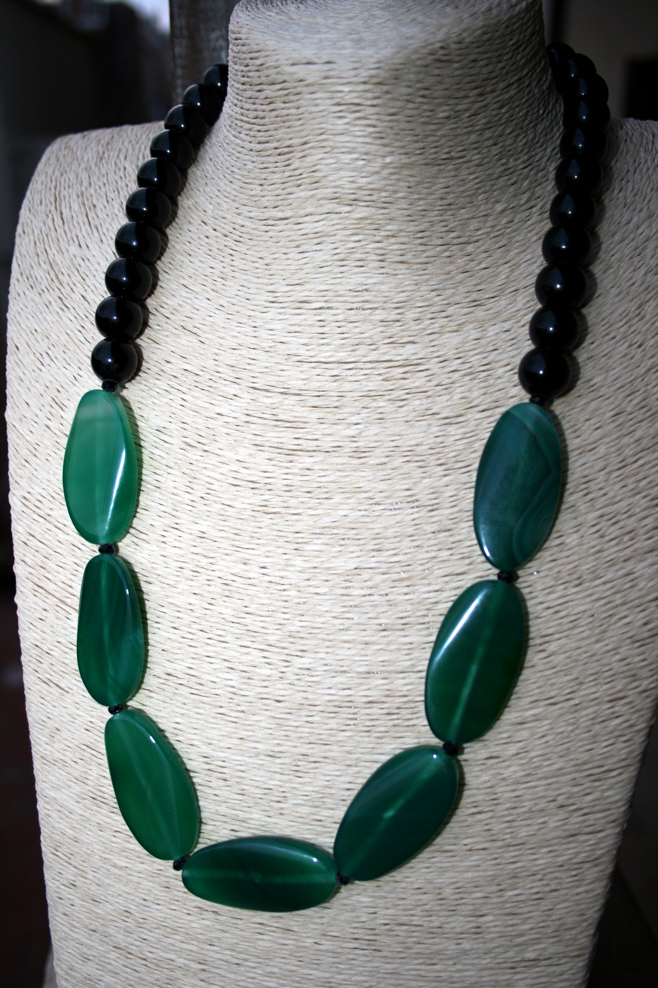 Will You Be Seen in Emerald Green  BIG SKIES JEWELLERY