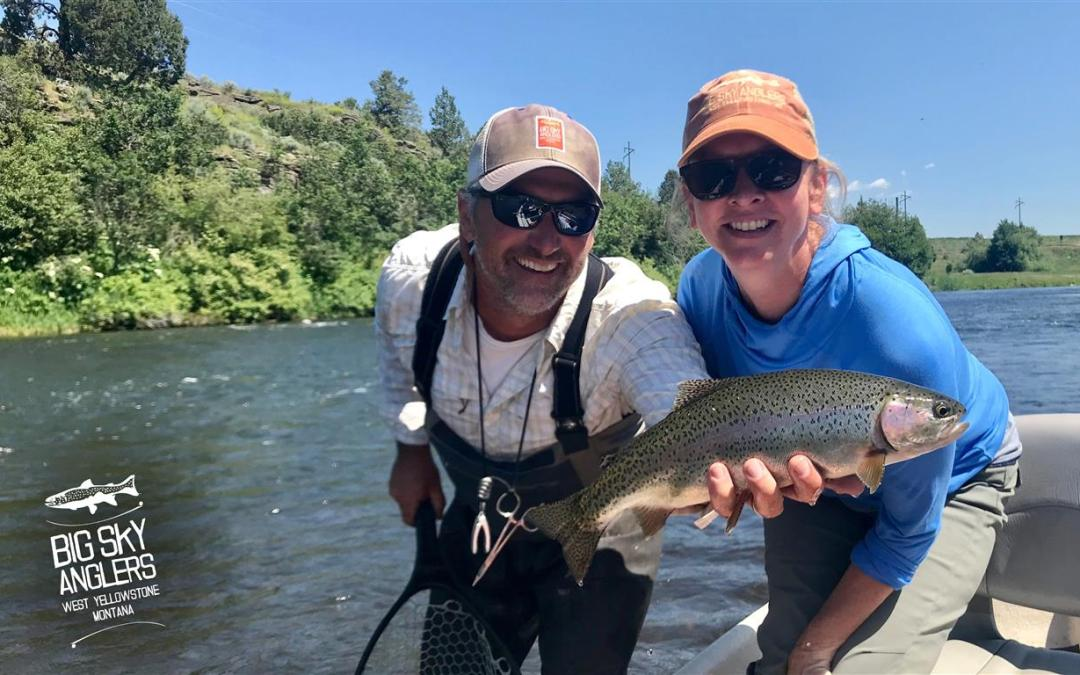 Big Sky Anglers Weekly Fishing Report — June 21, 2018