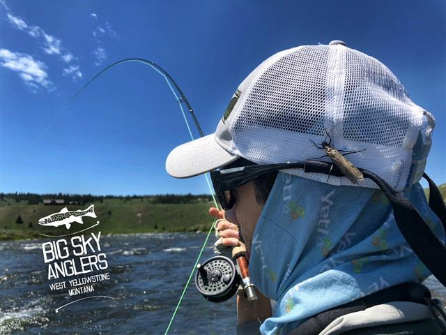 Big Sky Anglers Weekly Fishing Report – 07/12/2018
