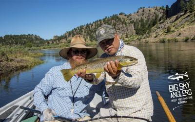 Big Sky Anglers Weekly Fishing Report – 07/19/2018