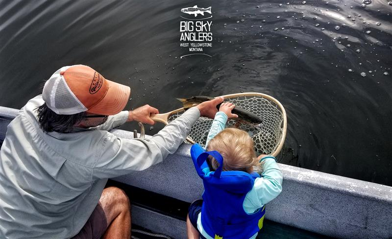 Big Sky Anglers Weekly Fishing Report – 08/02/2018
