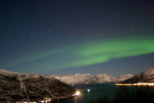 Can Montana See Lights Northern You