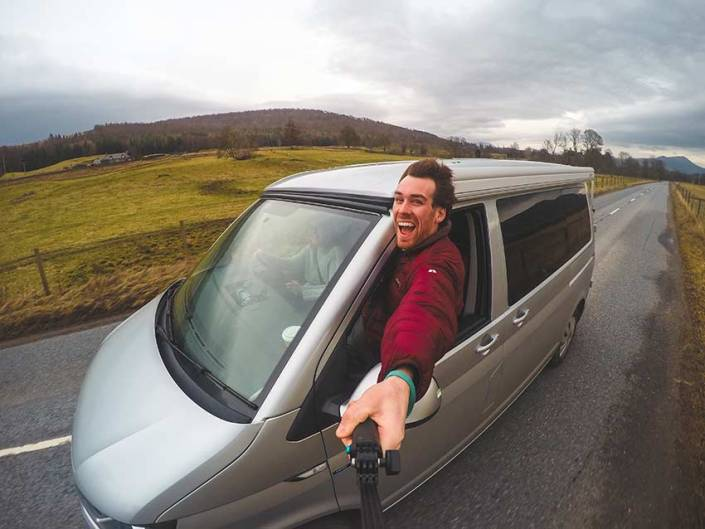 Make the most of your campervan holiday