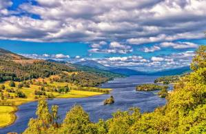 Campervan hire Scotland 3 day road trip