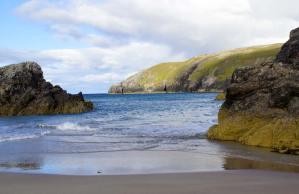 Deserted beaches Scotland itinerary 3 days