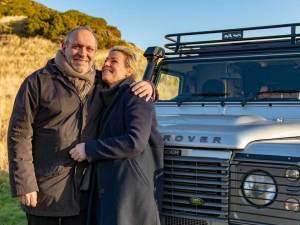 Rob & Alex - Big Sky Campervan Hire Scotland