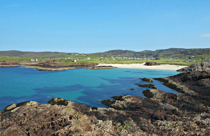 North Coast 500 Itinerary Clachtoll Beach