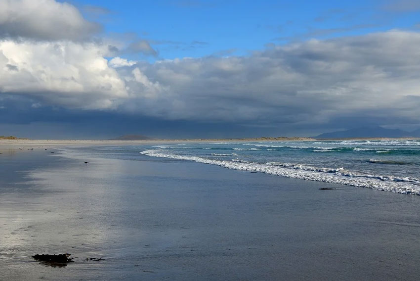 Scottish island hopping holidays Uist