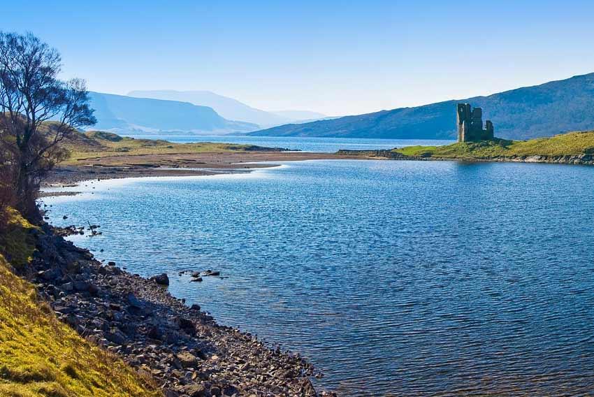 Wild Swimming Scotland