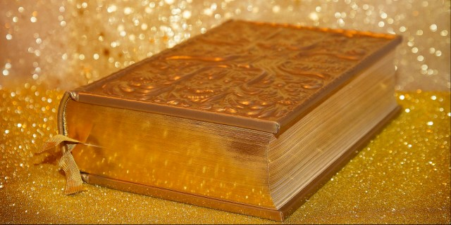 Sparkling Golden Book