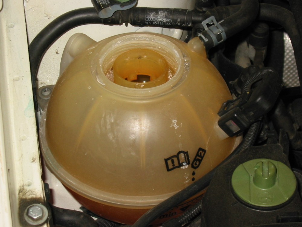 medium resolution of vwvortex com diy replacing driver side coolant flange on a mkiv jetta 8v 2 o