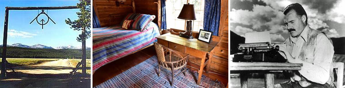 Hemingway's Spear-O room