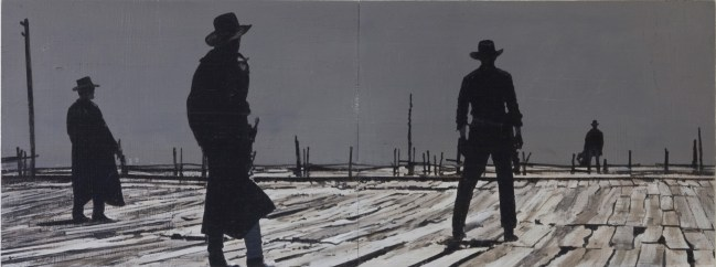 """Showdown - Three to One"" 