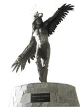 """Spirit of the Thunderbird""   Bronze   15 feet"