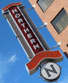 The landmark Northern Hotel