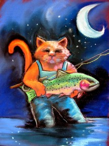 """""""Cats and Release"""" 