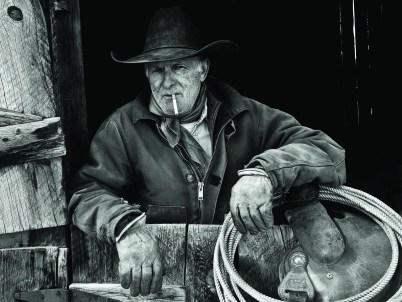 Lee Pinkerton   Pinkerton Ranch, Wilsall, 2014