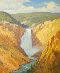 """""""Lower Falls"""" 