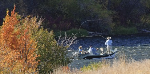 Anglers on the Madison.