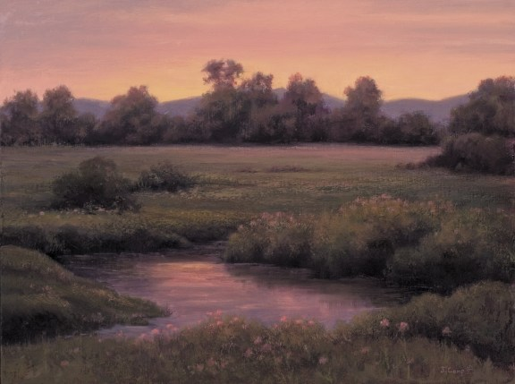 """Sundown - East Gallatin"" 