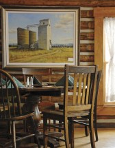 With a warm, kitchen-like interior, Sweetwater Restaurant is as inviting as the name suggests.
