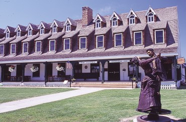 """A local highlight for visiting anglers is the Sheridan Inn; built in 1893, it became one of the finest hotels between Chicago and San Francisco, and is now listed as a National Historic Landmark. William """"Buffalo Bill"""" Cody once auditioned cowboys for his Wild West Show from a veranda rocking chair."""