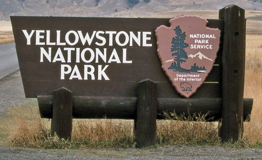 Yellowstone National Park was founded in 1872 and was the first national park in the U.S.