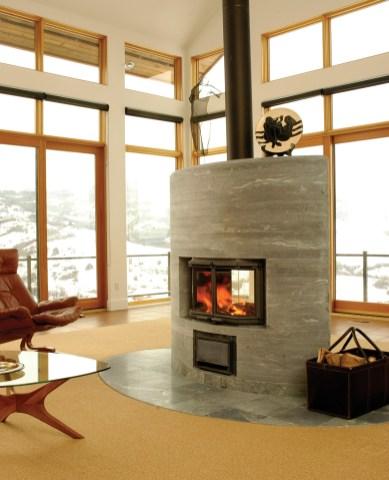 Tulikivi Fireplaces