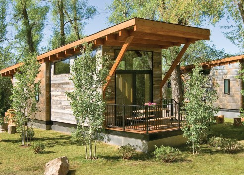 Wheelhaus Prefab Modular Homes