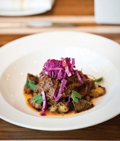 Saffron Table's Beef Korma