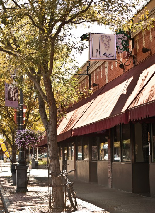 Located on historic Montana Avenue in downtown Billings, Lilac serves up fresh, artfully crafted food in a neighborhood known for art galleries and cultural flair.