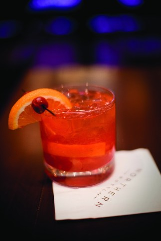 The classic cocktail: Old Fashioned, MT.