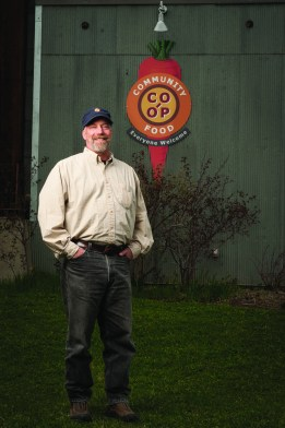 Bozeman Community Food Co-op's general manager Kelly Dean has forwarded the natural and local food movement since 1989.